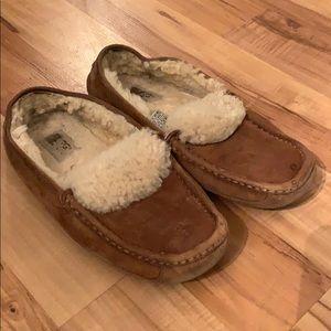 Ugg Australia Chestnut Brown Women's Slippers 9